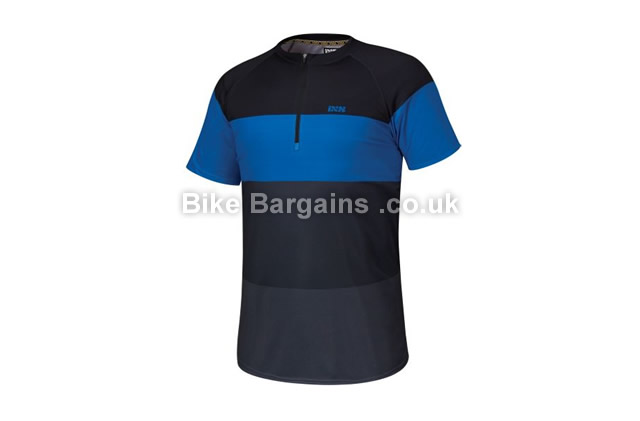 IXS Trail 6.1 Short Sleeve Cycling Jersey 2016 S, blue