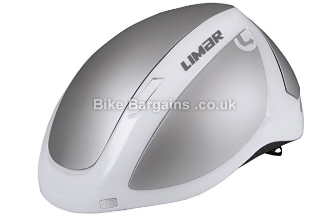 Limar Velov Urban Helmet L, Silver, White, 303g, 14 vents