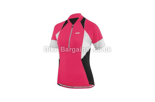 Louis Garneau Ladies ProFit Skin-X 2 Short Sleeve Jersey XS