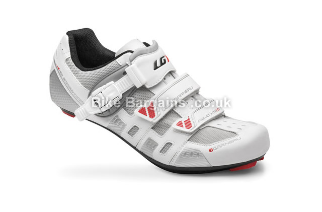 Louis Garneau Revo XR3 Road Cycling Shoe black, white, 41,43,47
