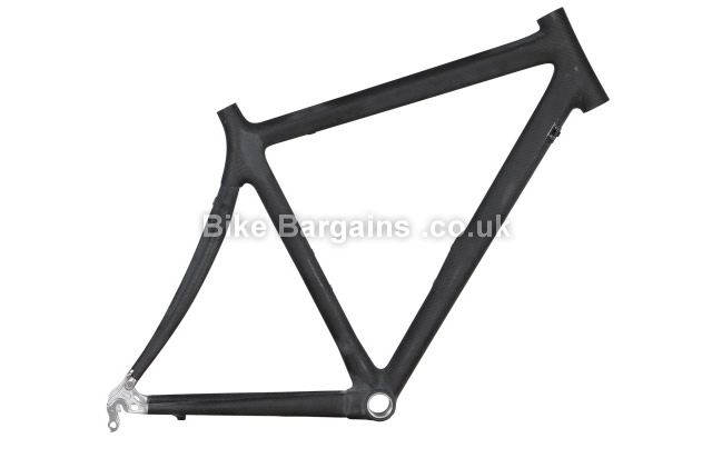 Merlin Sxm Raw Unfinished Carbon Road Frame Was Sold For 163