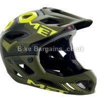 MET Parachute Full Face MTB Helmet 2016