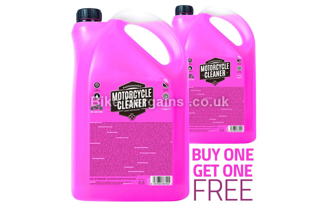 Muc-Off Nano Tech Bike Cleaner Buy 1 Get 1 Free Buy 1 Get 1 Free!