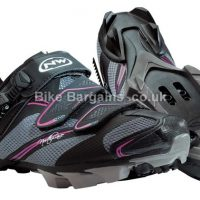 Northwave Katana SRS Ladies SPD MTB Cycling Shoes