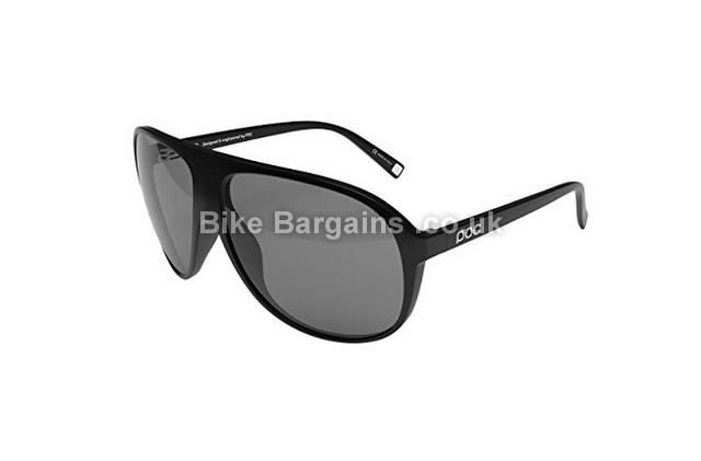 POC Did Cycling Sunglasses black