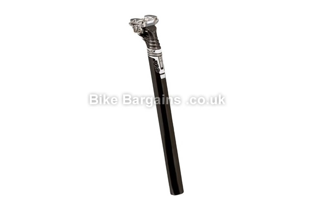 Pro XCR Uni-directional XC MTB Carbon Seatpost 185g, 400mm, 30.9mm