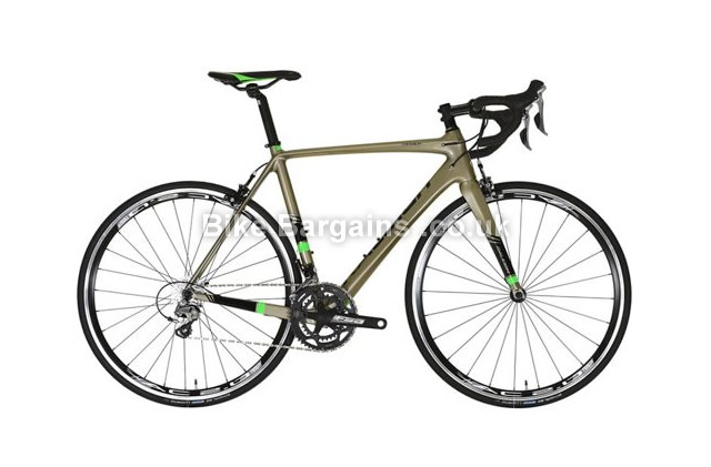 Raleigh Criterium Comp Carbon 105 Road Bike 2016 52cm, 56cm