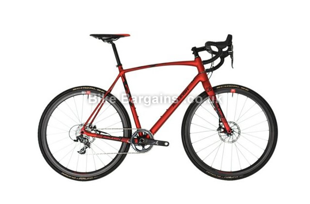 Raleigh RX Team Carbon SRAM Force CX1 Cyclo-Cross Bike 2016 56cm, 60cm