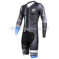 Santini Speed Shell Waterproof Road Cycling Speed Suit