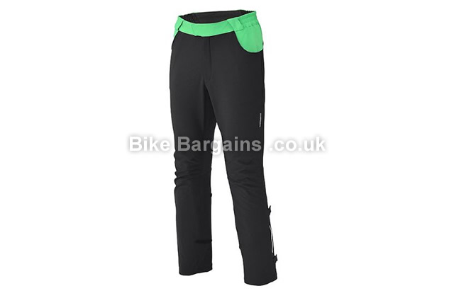 Shimano Insulated Cycling Pants Black, XL