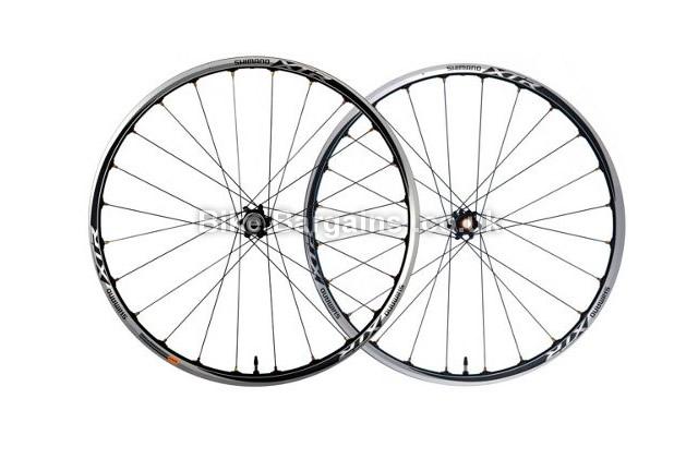 """Shimano XTR M988 Trail 26 inch MTB Disc Wheelset grey, 26"""""""