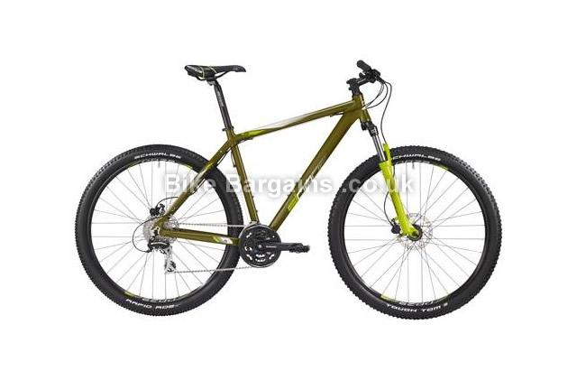 Sloope CTX 3.6 Alloy Disc Mountain Bike 2016 XL