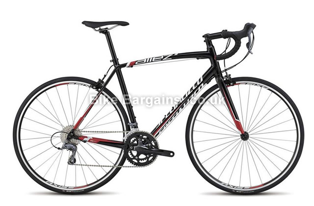 Specialized Allez Racing Alloy Road Bike 2015 54cm, black