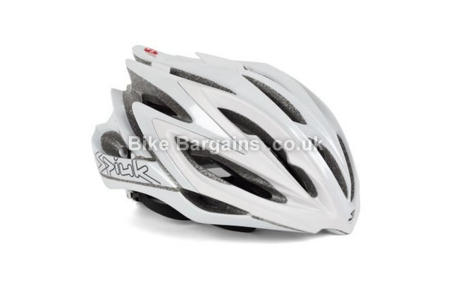 Spiuk Dharma Road Helmet S, Yellow, 235g, 20 vents