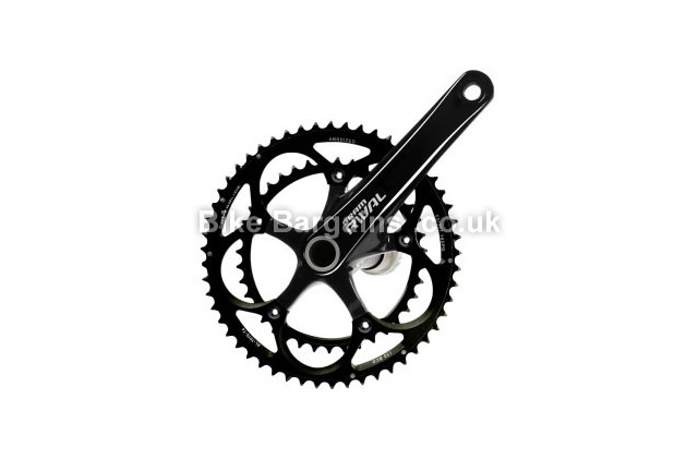 SRAM Rival GXP BB Road Chainset 170mm, 50-34