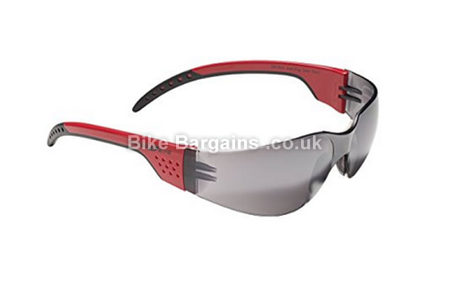 Swiss Eye Outbreak Luzzone Cycling Sunglasses red,black