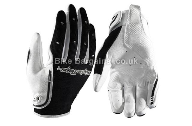 Troy Lee Designs Ladies XC MTB Gloves 2016 XL, black, red, white