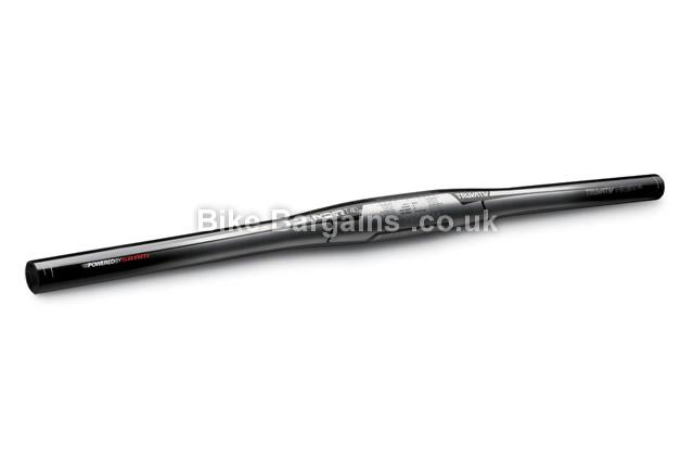 Truvativ Noir T40 Carbon Flat MTB Handlebar 31.8mm, 580mm, black, carbon