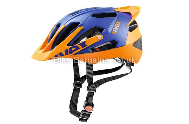 Uvex Quatro Pro Cycling Helmet orange, S