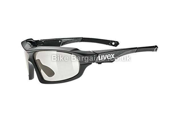 Uvex Variot Sport Electronic Sunglasses carbon