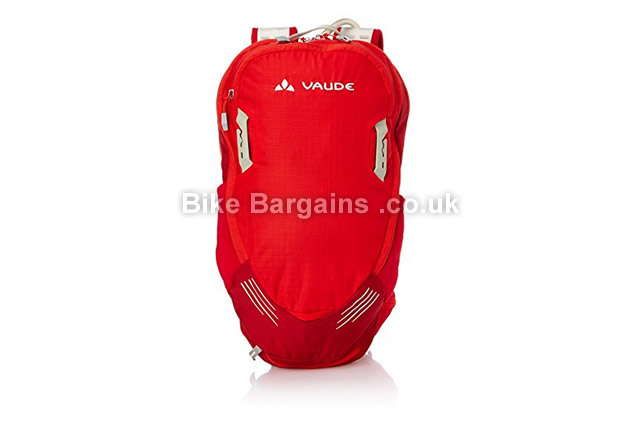 Vaude Aquarius Hydration Cycling Backpack red, 6 + 3 litres