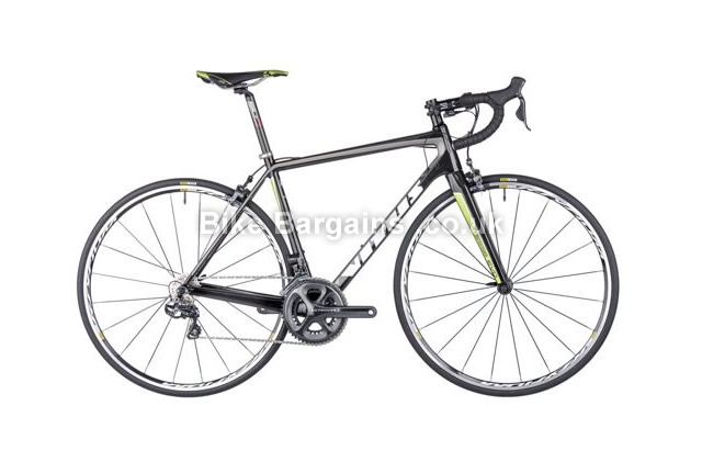 Vitus Bikes Vitesse Evo VRi Carbon Ultegra Road Bike 2016 56cm, 700c