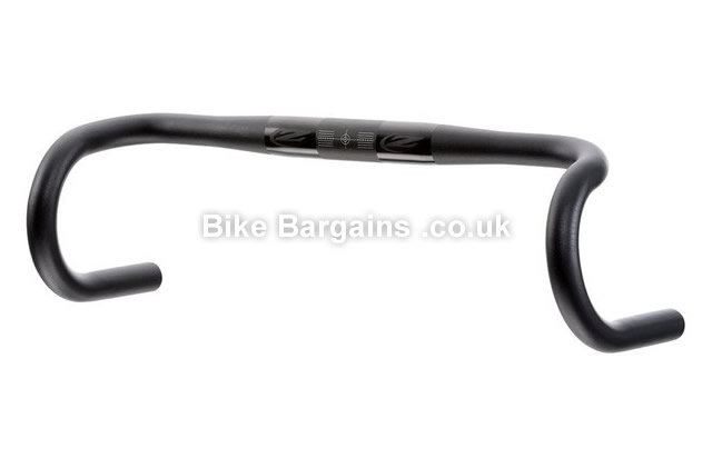 Zipp Service Course Alloy Road Handlebar 40cm, Alloy, 285g, Black