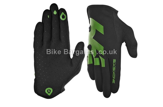 661 Comp Full Finger Gloves 2015 XS,S,XL, black