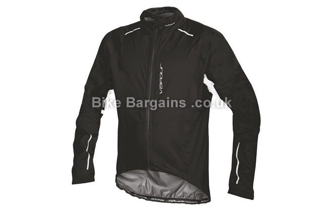 Altura Vapour Waterproof Breathable Cycling Jacket S, black