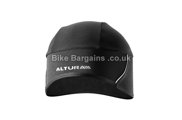 Altura Windproof Shield Skullcap black