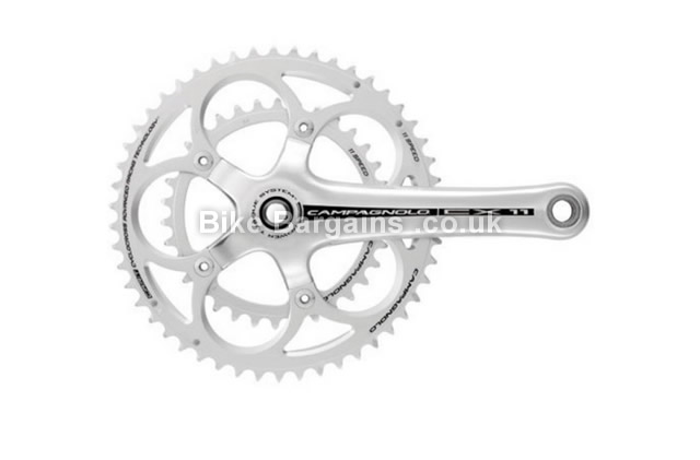 Campagnolo CX Cyclo Cross Alloy Chainset 175mm