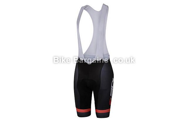 Castelli Sidi Dino 3 Road Cycling Bibshorts black, red, XL