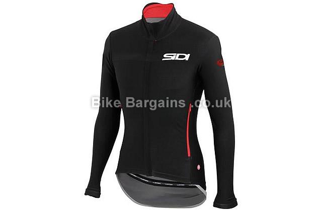 Castelli Sidi Dino 3 Long Sleeve Windproof Cycling Jacket Same as Gabba! black, M