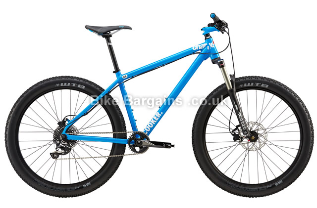 Charge Cooker 2 Hardtail Mountain Bike 2016 blue, XL