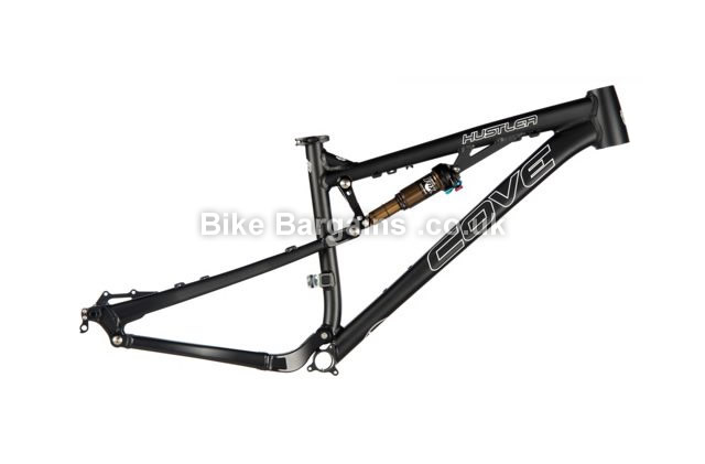"Cove Hustler 27.5 inch Full Suspension Mountain Bike Frame 2016 15"", 18"", 20"""