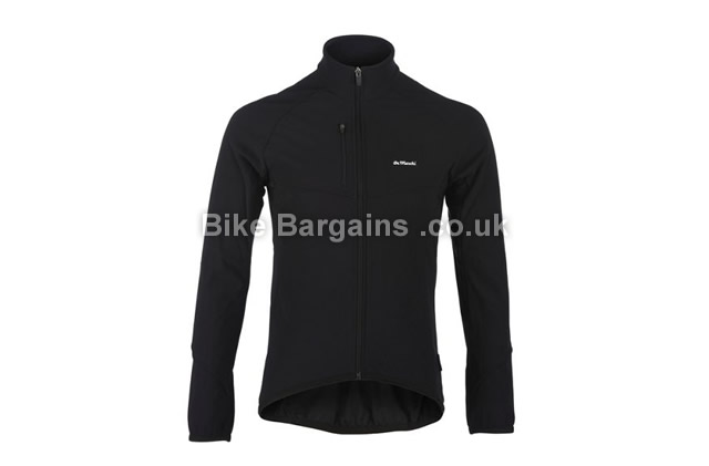 De Marchi Ladies Giubbino Softshell Road Jacket 2015 black, S
