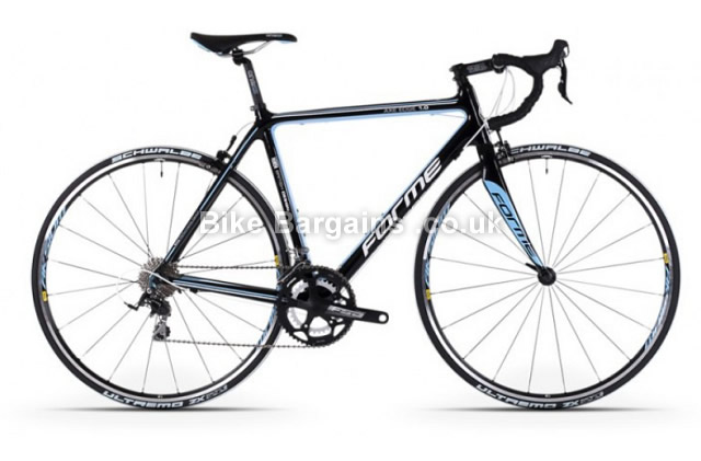 Forme Axe Edge 1.0 Carbon Shimano 105 Road Bike 2014 black, 55cm,