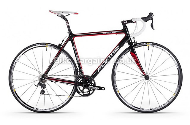 Forme Axe Edge Pro Carbon Ultegra Ksyrium Road Bike 2014 black, red, 50cm, 53cm