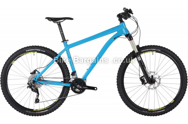 "Forme Ripley 1 Alloy 27.5 Hardtail Mountain Bike 2015 16"", blue"