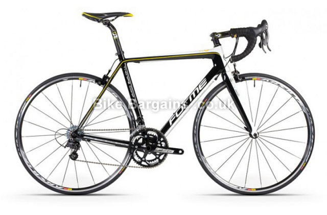 Forme Thorpe Comp 2.0 Campag Centaur Carbon Road Bike 2013 black, white, 52cm