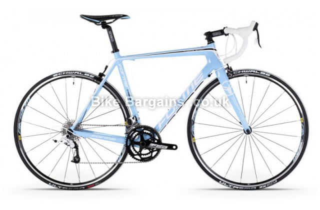 Forme Thorpe Sport SRAM Apex Carbon Road Bike 2014 52cm, Blue, Carbon, Calipers, 10 speed, 700c