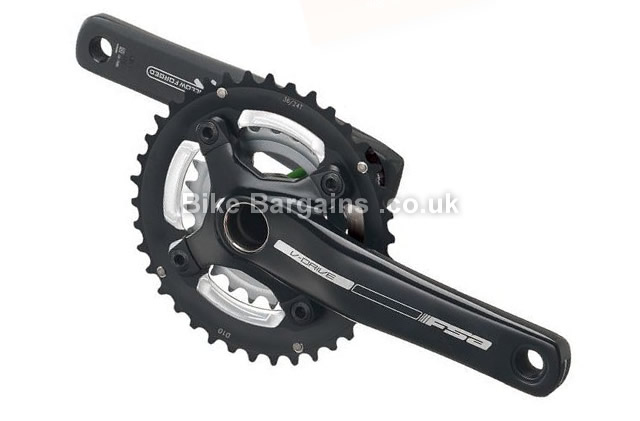 FSA V-Drive Alloy 7050 M-Exo D-10 Chainset 10 speed, 170mm, 175mm, black