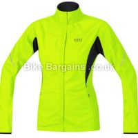 Gore Bike Wear Essential Lady Windstopper Active Shell Ladies Jacket 2016
