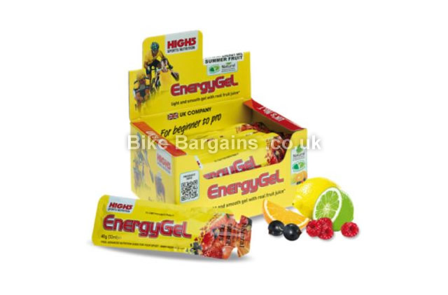 High5 EnergyGel Citrus 100 pack 100 pack, citrus