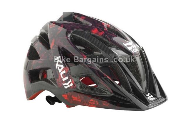 Kali Avana XC Enduro MTB Helmet S,M, silver