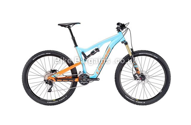 "Lapierre Zesty XM 327 Full Suspension Mountain Bike 2016 27.5"", 18"""