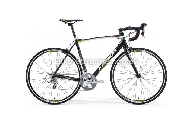 Merida Scultura 300 Mens Road Bike 2015 47cm, black