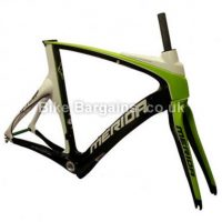 Merida Team Time Warp Time Trial Carbon Caliper Road Frameset 2012