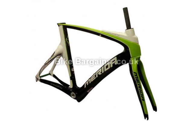 Merida Team Time Warp Time Trial Frameset 2012 L