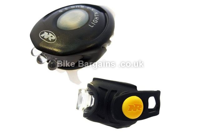 Nite Rider Lightning Bug Cycle Light Combo black, 36g